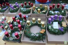 Rozsvěcování vánočního osvětlení s překvapením 2014